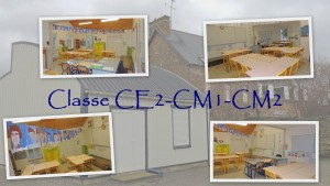 La classe des CE2-CM